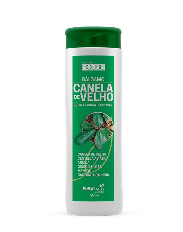 Balsamo Canela De Velho 250ml Bellaphytus